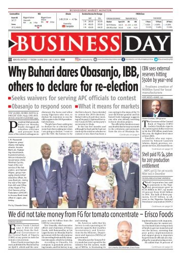BusinessDay 10 Apr 2018