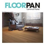 Floorpan Brochure