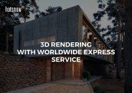 hotsnow-3d-rendering