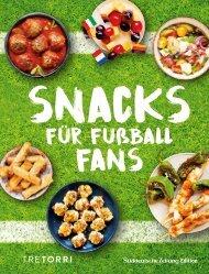 SNACKS - Für Fußballfans