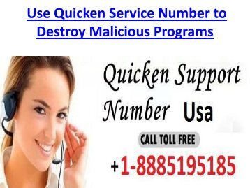 1-8885195185, Quicken Customer Service Phone number, Quicken Helpline Number, Quicken Contact phone number