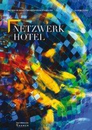 Netzwerk Hotel - Das Premium-Magazin für Entscheider in der Hotellerie 01/2018