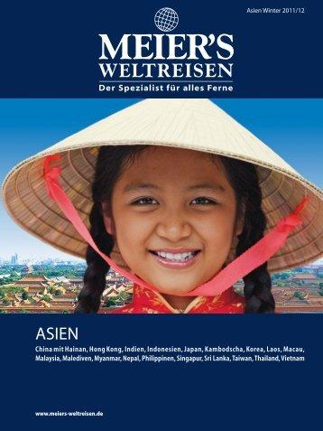 MEIERS Asien Wi1112