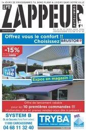 Le P'tit Zappeur - Carcassonne #394