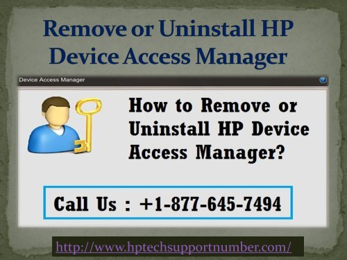 HP Help Phone Number 1-877-645-7494