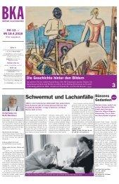Berner Kulturagenda 2018 N°14
