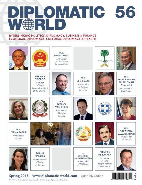 Diplomatic World_nummer 56.