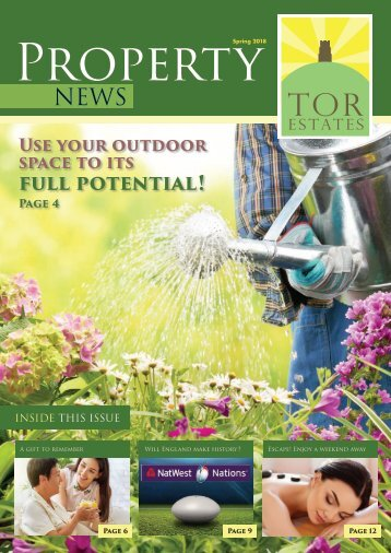 Tor Estates Spring 2018