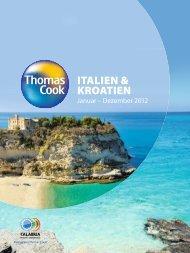 THOMASCOOK ItalienKroatien 2012