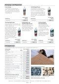 Einbau und Pflegemittel - Seite 2