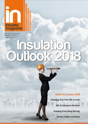 Insulate Magazine Issue 14 - January 2018