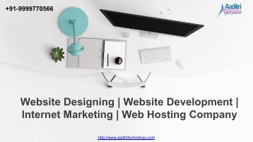 Website Designing | Website Development | SEO Company Delhi