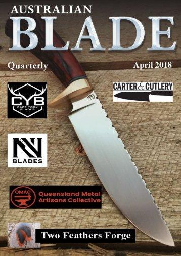 Australian blade 4th edition