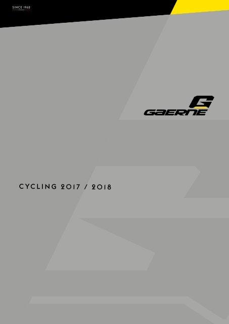 Gaerne 2018