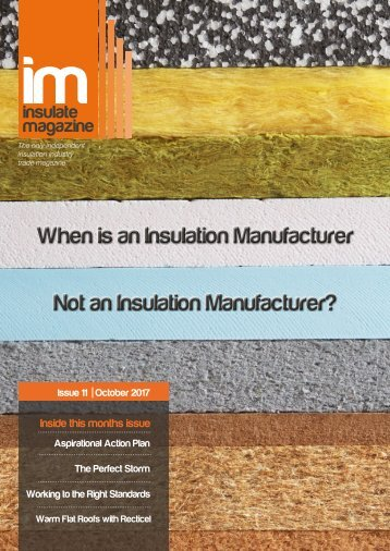 Insulate Magazine Issue 11 - October 2017