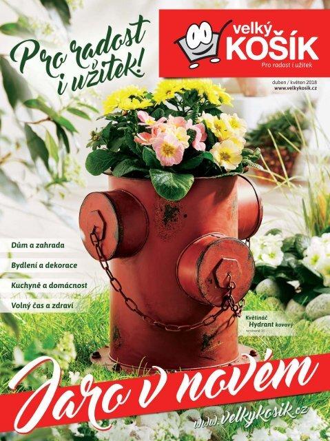 Velky Kosik - duben / kveten 2018