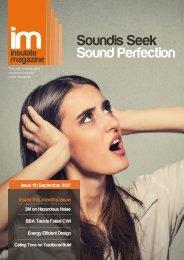 Insulate Magazine Issue 10 - September 2017