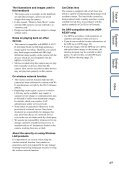 Sony HDR-AS30VR - HDR-AS30VR Guide pratique Anglais - Page 4