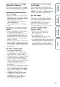 Sony HDR-AS30VR - HDR-AS30VR Guide pratique Danois - Page 4
