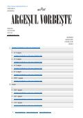 ARGESUL VORBESTE - Page 2