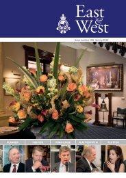 East & West Magazine Spring 2018