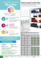 Aménagez votre entrepôt nécessités différentes, plusieurs solutions - Page 2