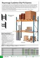 Aménagez votre entrepôt nécessités différentes, plusieurs solutions - Page 4