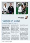 Hapkido-magazin 2018-01 - Page 6