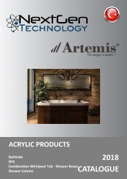 ACRYLIC PRODUCTS CATALOGUE