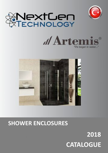 SHOWER ENCLOSURES CATALOGUE