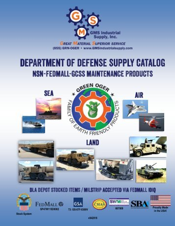 DoD-Supply-NSN-FedMall-Catalog v.042018