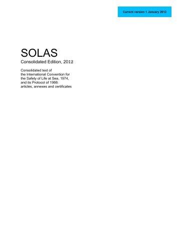 SOLAS-2012
