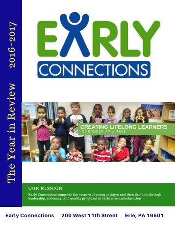 Early Connections Annual Report 2016-2017