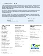 Early Connections Annual Report 2016-2017 - Page 2