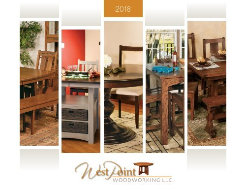 West Point Woodworking 2018 Catalog