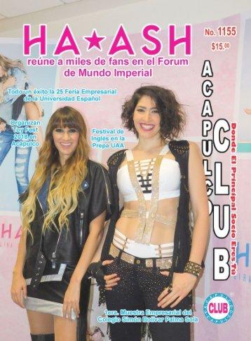 Revista Acapulco Club 1155