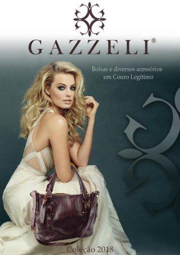 catálogo gazzeli 2018
