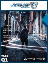 Soluciones Seguras Cybersecurity Magazine No.1 Q1 2018