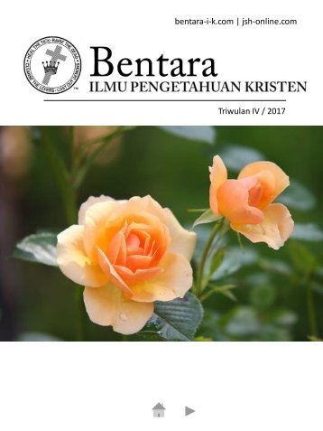 EBOOK BENTARA TRIWULAN II 2017