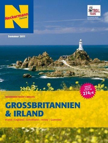 NECKERMANN GrossbritannienIrland So11