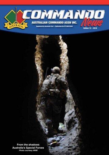 Commando News Issue 12 2018