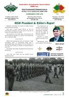 Commando News Issue 12 2018 - Page 5