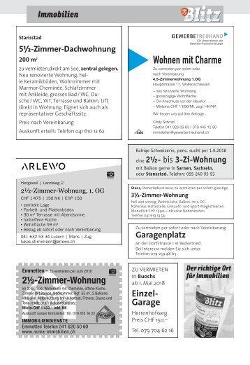 Immo KW15 / 12.04.18