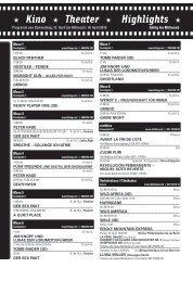 Kino KW15 / 12.04.18