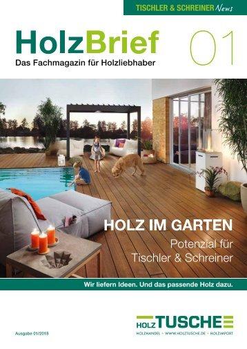 01/2018 Tischler- und Schreiner News