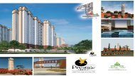 Prestige Jindal City Apartments Call Us @ +91 9590101000