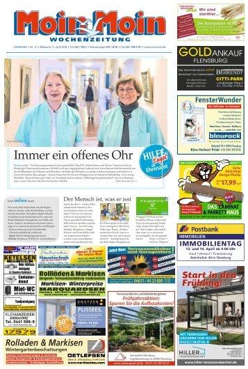 MoinMoin Flensburg 15 2018