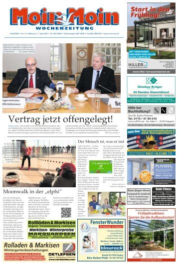 MoinMoin Schleswig 15 2018