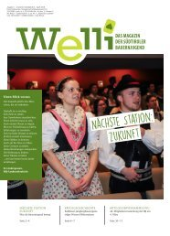 Magazin Welli 01