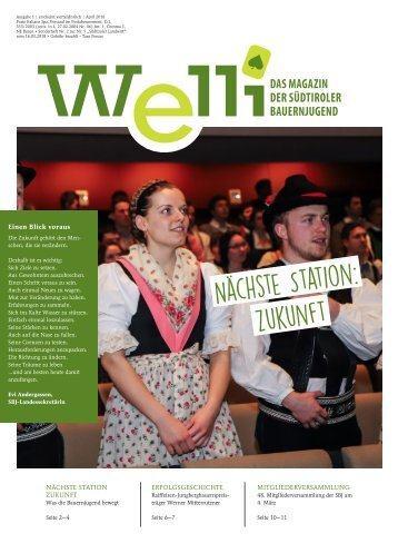 Magazin Welli 01